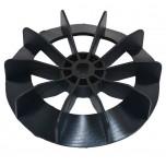 Крыльчатка на мотор воздушного компрессора (150*12/14мм.)