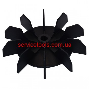 Крыльчатка на мотор воздушного компрессора (150*12/14 мм)