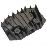Головка цилиндра компрессора воздушного (141х96х34 мм.)