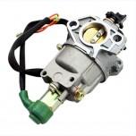 Карбюратор с электро клапаном для бензогенератора 188F