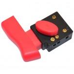 Кнопка выключатель для болгарки Sturm AG9514P AG9513P (оригинал)