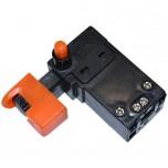 Кнопка для перфоратора лобзика с регулятором оборотов