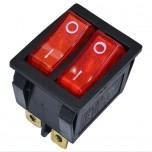 Кнопка для точильного станка двойная (16А)