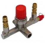 Клапан регулирующий для компрессора.