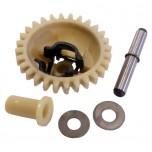 Регулятор оборотовдвигателя в сборе бензогенератора 168F/170F от 2-3,5кВт.