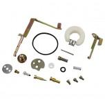 Ремонтный комплект карбюратора (9 деталей+поплавок)для бензогенератора 0,8кВт (ET-950)