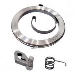 Ремонтный комплект ручного стартера дизельного мотоблока (кулачок-1шт, пружина-2шт) 178F