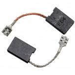 Щетки графитовые для пилы торцовочной Bosch GCM 10 J (6х16) Оригинал