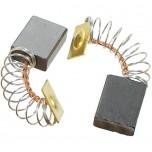 Щетки графитовые 5х11х14 пружина квадратный пятак контакт