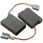 Щетки графитовые 6х16х23 мм. провод клема мам