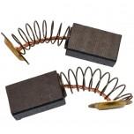 Щетки графитовые для болгарки Sturm AG9015P (5х11х17) пружина