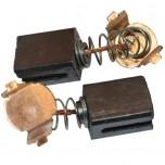 Щетки графитовые для болгарки Sturm AG9512L (6х9х12) пружина 1 паз ограничителя