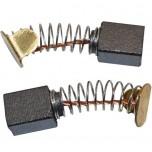 Щетки графитовые для фрезера Sturm ER1110 (6х8х11) пружина