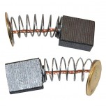 Щетки графитовые для ленточной шлиф машинки Sturm BS8580 (6х10х16) пружина