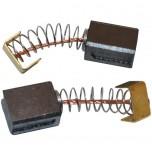 Щетки графитовые для перфоратора Bau Master RH-2517X (7х11х14) пружина 2 паза
