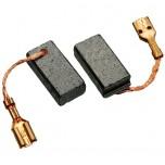 Щетки графитовые 6х10х20 для перфоратора CROWN CT18116 BMC