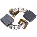 Щётки графитовые для перфоратора Hitachi DH50MR,DH50MRY Оригинал