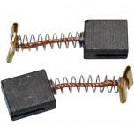 Щетки графитовые для перфоратора Sturm RH2517 (6х12х14) пружина 2 паза