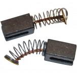 Щетки графитовые для вибрационной шлиф машинки Sturm OS8016 (5х6х10,5) пружина 2 паза
