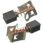 Щетки графитовые для шуруповёрта аккумуляторного Bosch GSB 18VE-2-LI (6х7,5х9 мм.) Оригинал