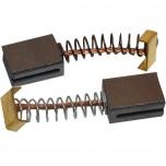 Щетки графитовые для циркулярной пилы Sturm CS50210 (7х12,5х17) пружина 2 паза