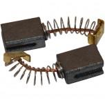 Щетки графитовые для вибрационной шлиф машинки Sturm OS8030S (5х8х11) пружина 2 паза