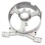 Крышка задняя статора бензогенератора 168F/170F 2-3,5 кВт.