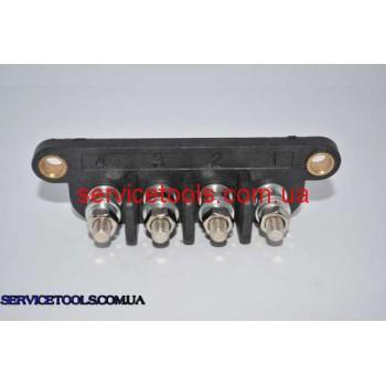 STURM бензогенератор PG8765E колодка (клемник)