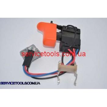 STURM шуруповерт CD30181 выключатель