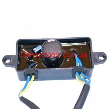 Реле напряжения микроконтроллер АВР для бензогенератора (однофазное) 2-3,5кВт Тип №1
