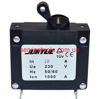 Автомат для бензогенератора 10 Ампер