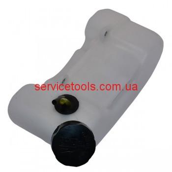 Бачок топливный для мотокосы (горлышко с боку)