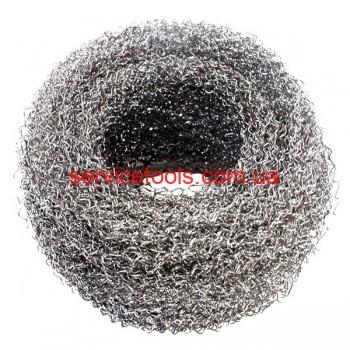 Фильтр воздушный - элемент тонкой очистки металл Тип №1 для дизельного генератора 186F