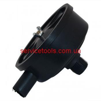 Фильтр воздушный компрессор (пластик) резьба 20мм.