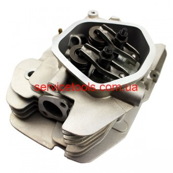 Головка цилиндра в сборе для беногенератора 188F 4-9 кВт.