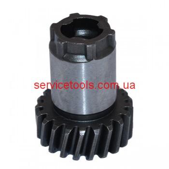 Ответная шестерня якоря для перфоратора тип Bosch GBH 2-24 (4-зуб.якорь)