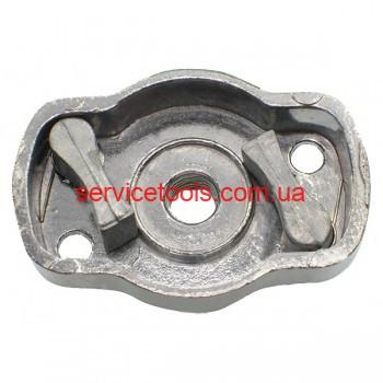Храповик стартера на мотокосу бензотриммер 2 металлические собачки (L35*52)