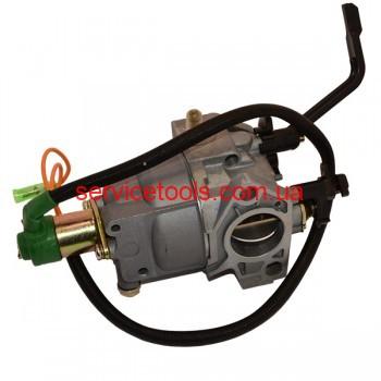 Карбюратор для мотора тип Honda GX340-390 (с електро   клапаном)