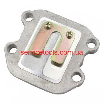 Клапан лепестковый карбюратора для бензогенератора 0,8кВт (ET-950)