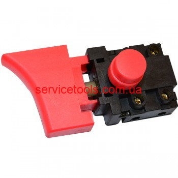 Кнопка выключатель для болгарки Sturm AG9015P (оригинал)