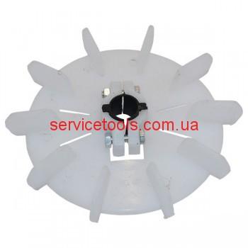 Крыльчатка на мотор воздушного компрессора (14*140*21мм.)