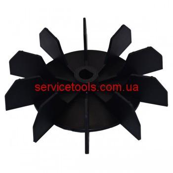 Крыльчатка на мотор воздушного компрессора (148*13 мм)