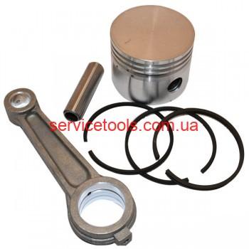 Поршень+кольца+шатун для компрессора воздушного Stark 30100-savb profi