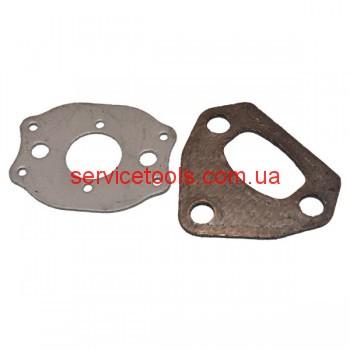 Прокладка карбюратора и глушителя для бензопилы Husqvarna 136.137.142