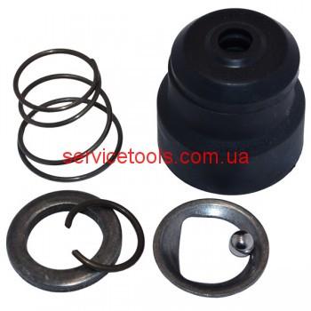 Пыльник ствола в сборе для перфораторов Makita HR2450 HR2470