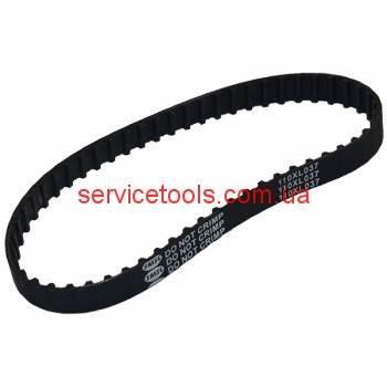 Ремень для рубанка зубчатый ХL-037 110XL (140*8 мм.)