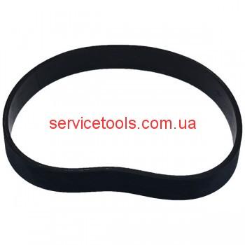 Ремень для рубанка черный гладкий (150*15 мм.)