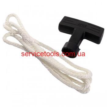 Ручка стартера + веревка для бензогенератора 168F/170F