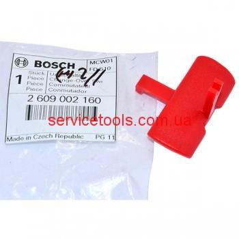 Рычаг реверса для дрели Bosch PSB-530/650 RE