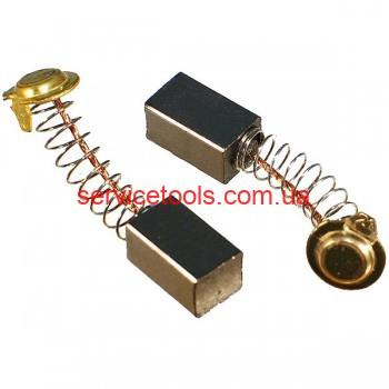 Щётки графитовые 6,5х7,5х12 пружина для перфоратора